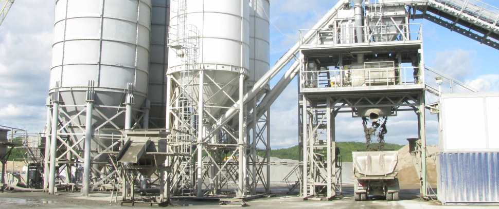 Сопровождение объектов строительства и бетонных заводов